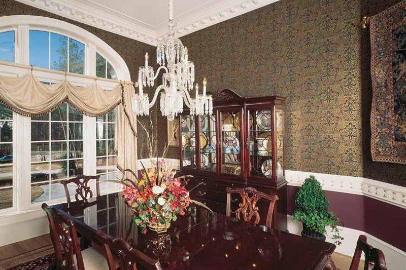 European Interior - Dining Room Plan #429-193 - Houseplans.com