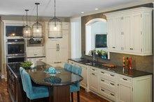Craftsman Interior - Kitchen Plan #928-295