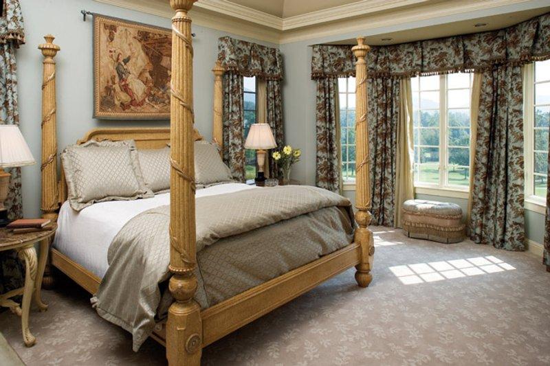 Craftsman Interior - Master Bedroom Plan #929-932 - Houseplans.com