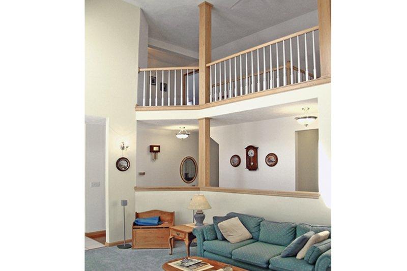 Traditional Interior - Family Room Plan #314-277 - Houseplans.com