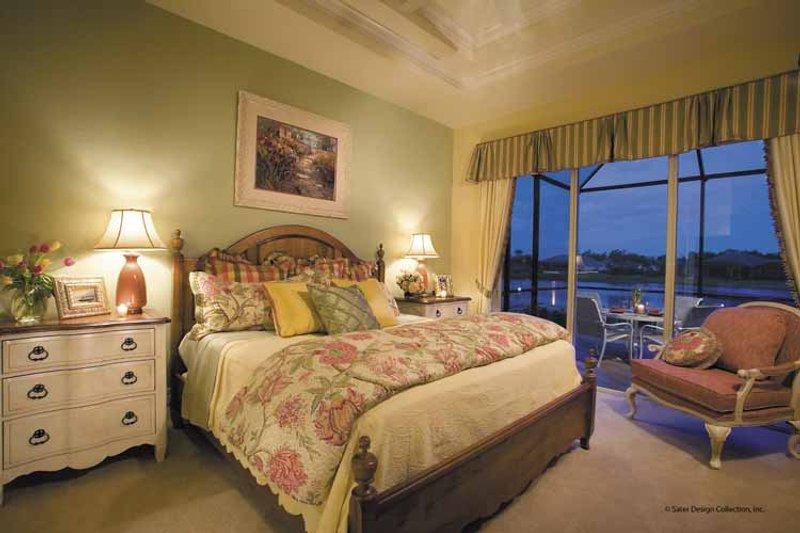Classical Interior - Master Bedroom Plan #930-396 - Houseplans.com