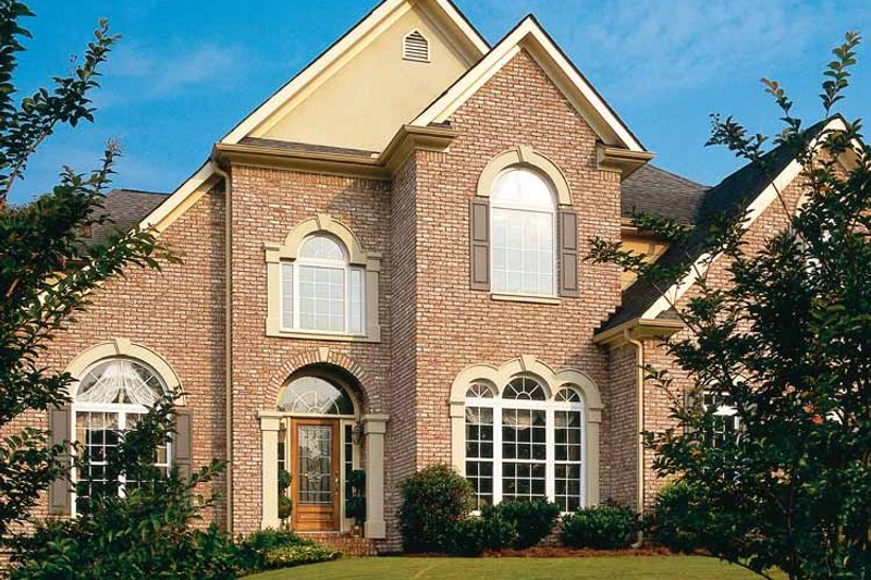 Mediterranean Exterior - Front Elevation Plan #927-141 - Houseplans.com