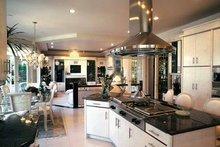 Mediterranean Interior - Kitchen Plan #47-875