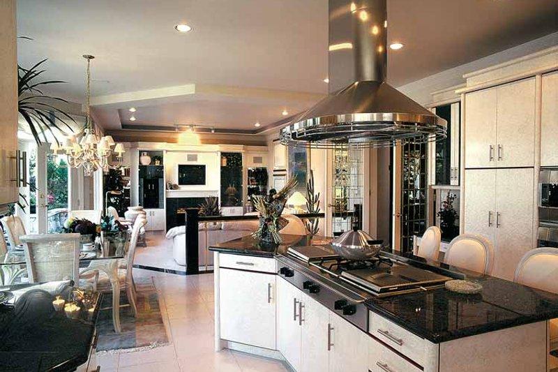 Mediterranean Interior - Kitchen Plan #47-875 - Houseplans.com