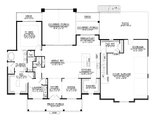 Farmhouse Style House Plan - 1 Beds 1.5 Baths 2173 Sq/Ft Plan #1064-122