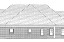 Dream House Plan - Country Exterior - Other Elevation Plan #932-273