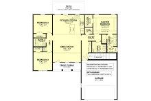Farmhouse Floor Plan - Other Floor Plan Plan #430-209