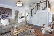Farmhouse Style House Plan - 4 Beds 3.5 Baths 3186 Sq/Ft Plan #1058-73 Interior - Family Room
