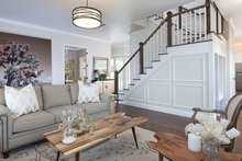 Home Plan - Farmhouse Interior - Family Room Plan #1058-73