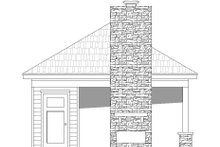 Country Exterior - Other Elevation Plan #932-114