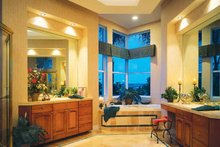 Dream House Plan - Mediterranean Interior - Bathroom Plan #930-50