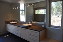 Modern Interior - Master Bathroom Plan #892-8