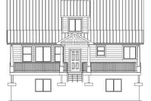 House Design - Cabin Exterior - Front Elevation Plan #1060-24