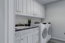 Farmhouse Interior - Laundry Plan #1060-47