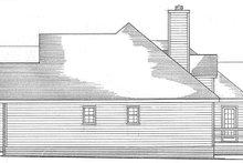 Home Plan - Mediterranean Exterior - Other Elevation Plan #10-282