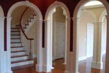 Home Plan - Classical Photo Plan #119-139