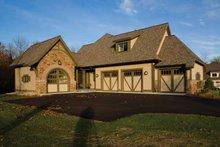 House Plan Design - European Exterior - Other Elevation Plan #928-180
