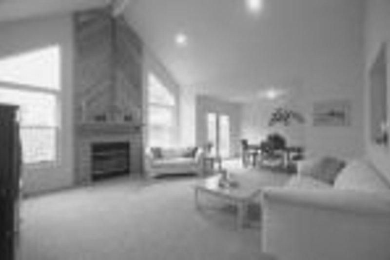 Ranch Photo Plan #72-303 - Houseplans.com