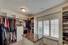 Dream House Plan - Walk-In Closet