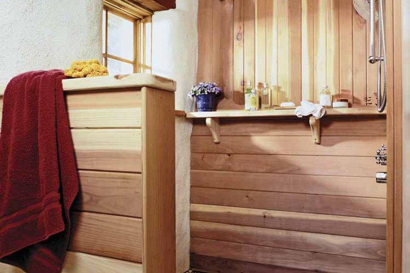 Traditional Interior - Master Bathroom Plan #1042-8 - Houseplans.com