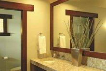 House Plan Design - Craftsman Interior - Master Bathroom Plan #928-15