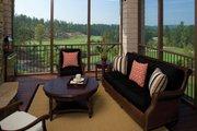 European Style House Plan - 4 Beds 4 Baths 4693 Sq/Ft Plan #929-892 Exterior - Outdoor Living