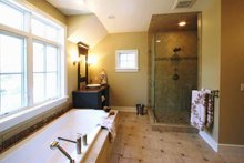 House Design - Colonial Interior - Bathroom Plan #928-97