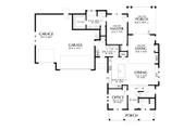 Farmhouse Style House Plan - 4 Beds 3 Baths 2292 Sq/Ft Plan #48-995