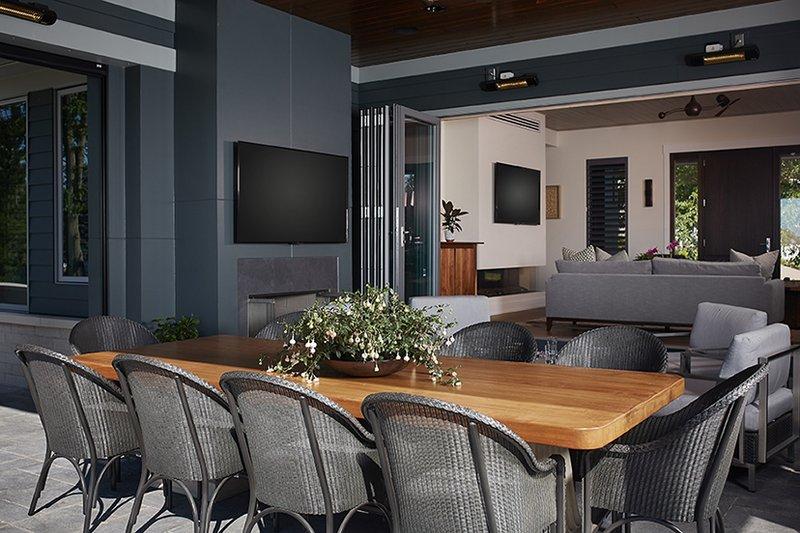 Contemporary Interior - Other Plan #928-291 - Houseplans.com