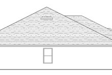 Traditional Exterior - Other Elevation Plan #1058-121