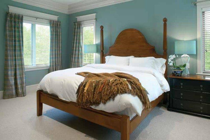 European Interior - Bedroom Plan #928-16 - Houseplans.com