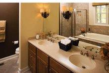 Architectural House Design - Country Interior - Master Bathroom Plan #929-701