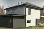 Contemporary Style House Plan - 3 Beds 2 Baths 1797 Sq/Ft Plan #906-18 Photo