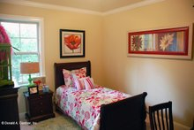 Home Plan - European Interior - Bedroom Plan #929-904