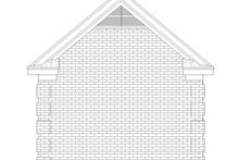 Dream House Plan - Country Exterior - Rear Elevation Plan #932-218