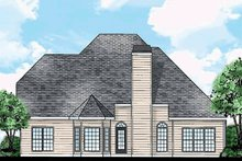 House Design - Country Exterior - Rear Elevation Plan #927-8