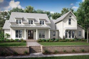 Farmhouse Exterior - Front Elevation Plan #430-251