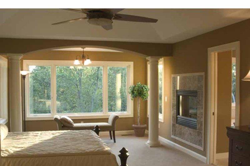 Country Interior - Master Bedroom Plan #51-1121 - Houseplans.com