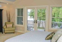 Architectural House Design - Craftsman Interior - Master Bedroom Plan #928-54