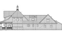 Craftsman Exterior - Other Elevation Plan #928-185