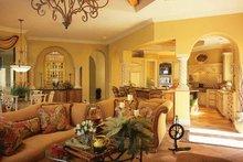 House Plan Design - Mediterranean Interior - Kitchen Plan #930-34