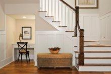 Architectural House Design - Country Interior - Entry Plan #928-251