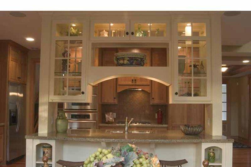 Country Interior - Kitchen Plan #51-1121 - Houseplans.com