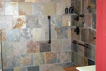 Country Interior - Master Bathroom Plan #942-27