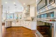 Craftsman Style House Plan - 5 Beds 5.5 Baths 4501 Sq/Ft Plan #17-2444 Interior - Kitchen