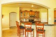 Mediterranean Style House Plan - 4 Beds 2 Baths 2014 Sq/Ft Plan #80-142