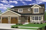 Craftsman Style House Plan - 3 Beds 2.5 Baths 2101 Sq/Ft Plan #943-26