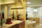 Mediterranean Style House Plan - 3 Beds 3 Baths 2518 Sq/Ft Plan #115-102 Photo