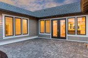 Craftsman Style House Plan - 3 Beds 2 Baths 1939 Sq/Ft Plan #895-82 Exterior - Outdoor Living