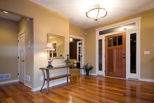 Entry photo of Craftsman style home